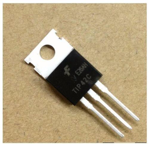 10x Transitor Tip42c * Tip 42 * Tip42 - Original