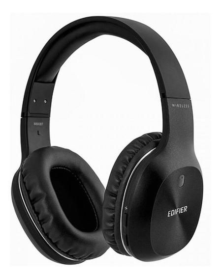 Fone De Ouvido Edifier W800bt Preto Bluetooth Nfe Garantia