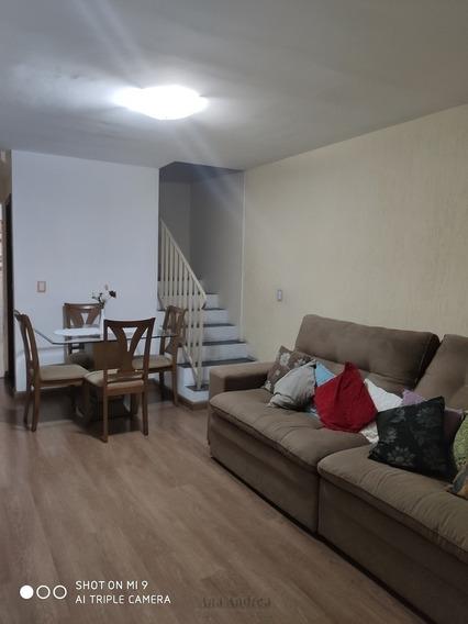 Sobrado Na Vila Iase Com 02 Dormitórios E Garagem - 1583-1
