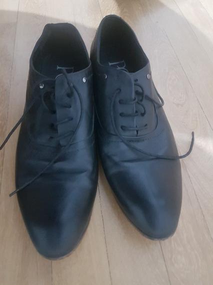 Zapatos Cuero 100% Importados Exclusivos Una Sola Postura