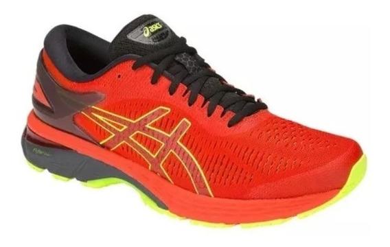 Zapatilla Asics Kayano 25 Gel Pronador, Running, Gym, Salas