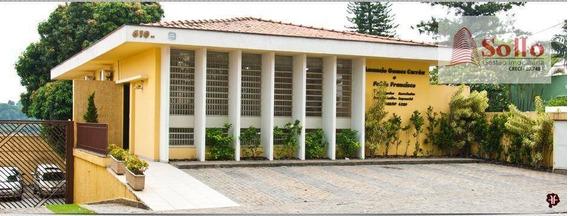 Imóvel Totalmente Adaptado P/ Utilização Comercial No Centro - Guarulhos - Sp - Ca0003