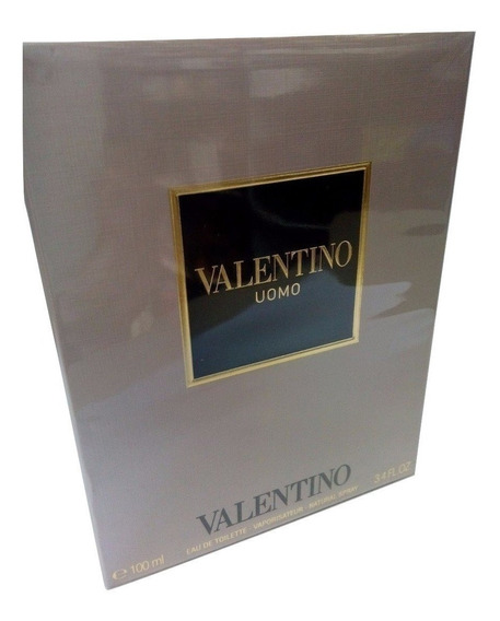 Perfume Valentino Uomo 100 Ml Masculino Edt Importado