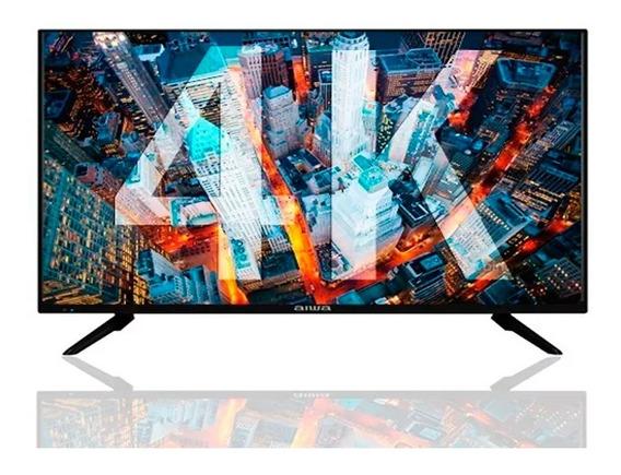 Televisor De 55 Pulgadas Smart Tv 4k Aiwa 55k1 Tienda Física