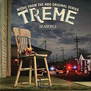 Treme, Temporada 2: Música De La Serie Original De Hbo