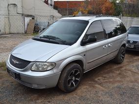 Chrysler Caravan 2.4 Se Gnc 5ta Generacion 3 Filas 44504710