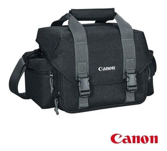 Bolsa Câmera Profissional Acessórios Canon Gadget Bag 300dg