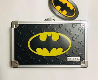 Lapicera Metalica Batman Dc Con Llave