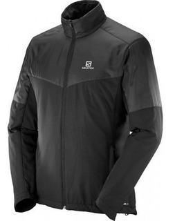 Campera Salomon Escape Jkt Hombre -trail Running-(382980)s+w