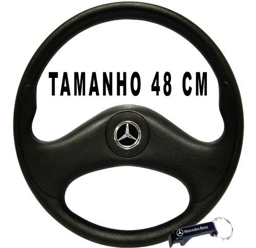 Volante De Caminhão Mb Mercedes Bens 2831 Hpn 48cm