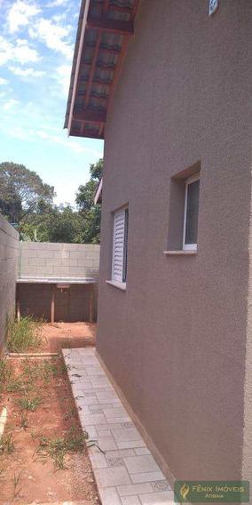 Casa De Condomínio Com 2 Dorms, Jardim Colonial, Atibaia - R$ 198 Mil, Cod: 450 - V450