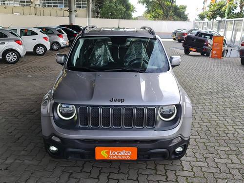 Imagem 1 de 12 de Jeep Renegade 1.8 16v Flex Longitude 4p Automático