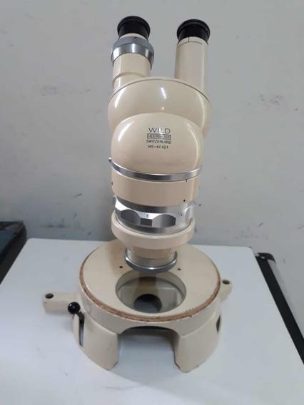 Estereomicroscopio Wild,microscopio Lupa Wild