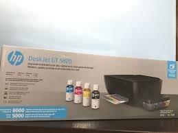 Impresora Hp Multif. Gt 5810 Tinta Continua (490 Americanos)