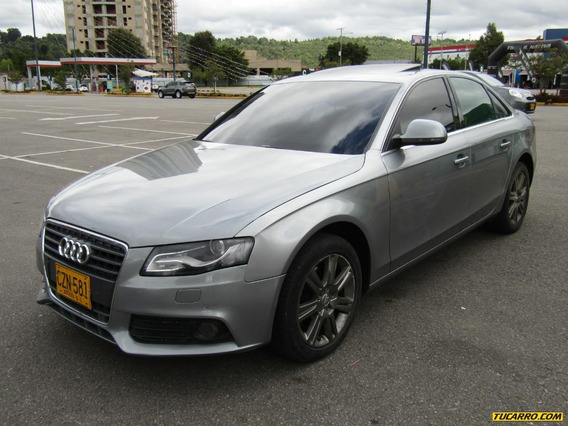 Audi A4 Luxury At 1800cc T Aa Ct