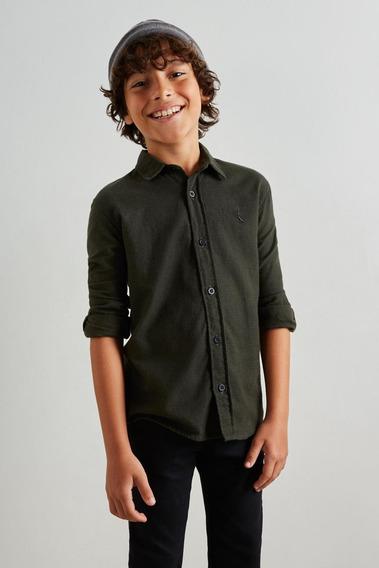 Camisa Mini Pf Pied Poule Color Reserva Mini