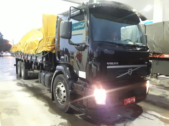 Volvo Vm 260 6x2 Truck Ano 2008 Carga Seca