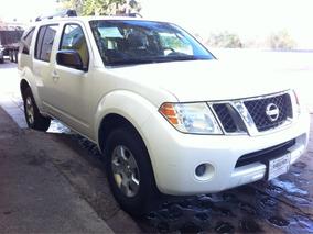 Nissan Pathfinder 5p Se 4x2 Aut Tela Comfort 2008