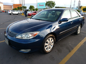 Toyota Camry 3.5 Xle V6 Aa Ee Qc Piel At 2004