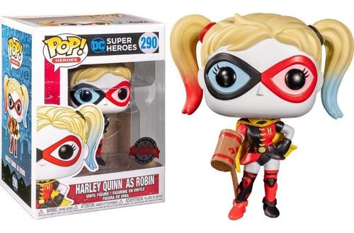 Funko Pop! Harley Quinn Originales Ediciones Especial Candos