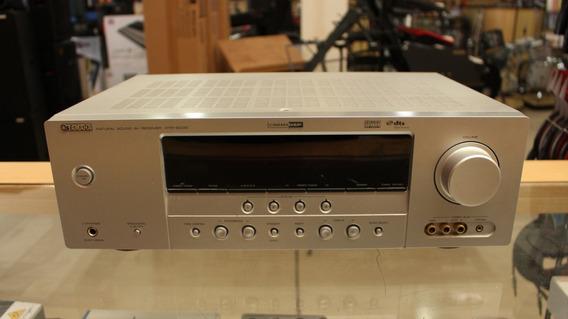 Home Theater Receiver Yamaha Htr-6030 + Caixas Som - Usado