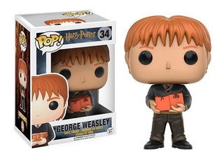 Funko Pop George Weasley Harry Potter 34 Baloo Toys