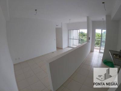 Reserva Das Praias, 3 Dormitórios À Venda, 85m² - Ponta Negra - Manaus/am - Ap0542