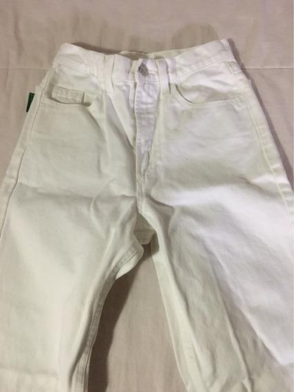 Pantalón Jeans Dama Benetton