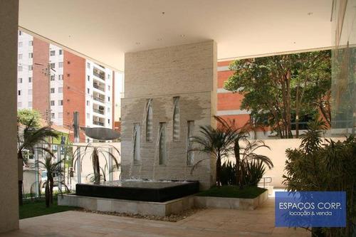 Conjunto Para Alugar, 110m² - Pinheiros - São Paulo/sp - Cj2411