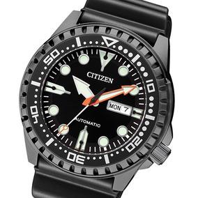 Relógio Citizen Aqualand Automático Nh8385-11e Japan Movemen