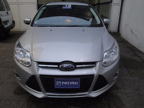 Ford Focus 3 4p Se Caja Manual Nuevito!!! 2013