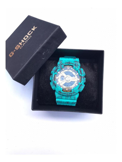 Relógio G-shok Verde