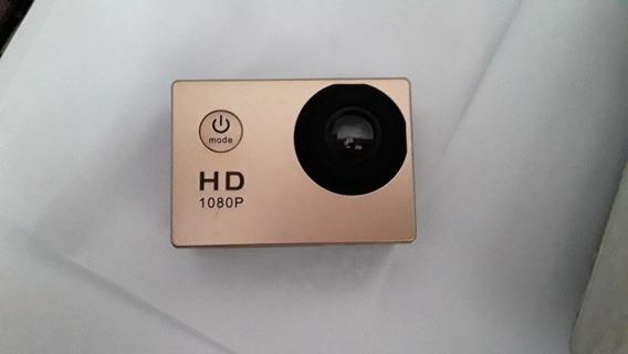Camera Go Pro + Suportes