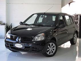 Renault Clio 1.0 16v Campus Hi-flex 5p Preto