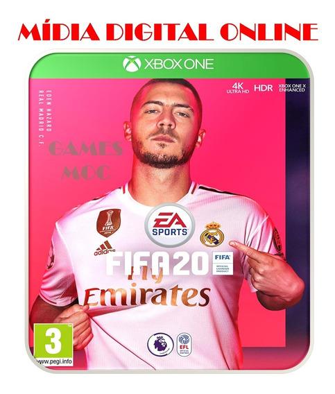 Fifa 20 Xbox One Digital Online - Jogue 24 Horas Por Dia