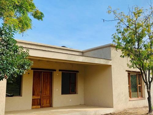 Casa 3 Amb. A Estrenar En La Provincia De Cordoba San Javier