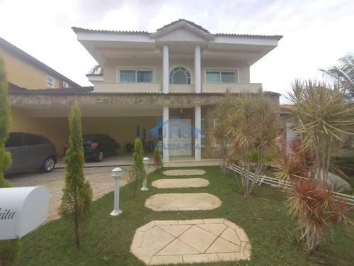 Casa Com 4 Dormitórios À Venda, 448 M² Por R$ 3.000.000,00 - Nova Higienópolis - Jandira/sp - Ca0565