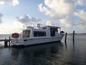 Barco Catamaran ¨38 Maquinaria Diesel Turismo Excursion