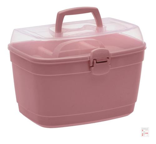 Caja Organizadora Multiuso Con Bandeja 23x15x13 - Garageimpo