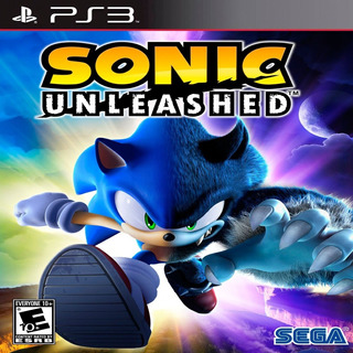 Sonic Unleashed Ps3 Digital
