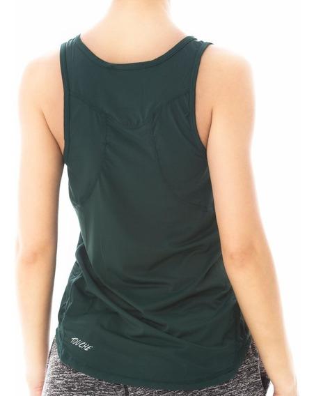 Musculosa Cool Touche Sport Deportiva Mujer Gym Remera