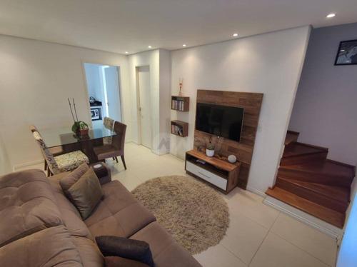 Casa Com 2 Dormitórios À Venda, 85 M² Por R$ 235.000,00 - Canudos - Novo Hamburgo/rs - Ca3356