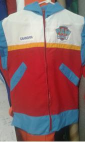Chalecos Paw Patrol