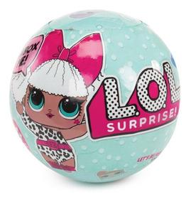 Muñeca L.o.l. Lol Surprise Serie 1 Original Entrega Ya