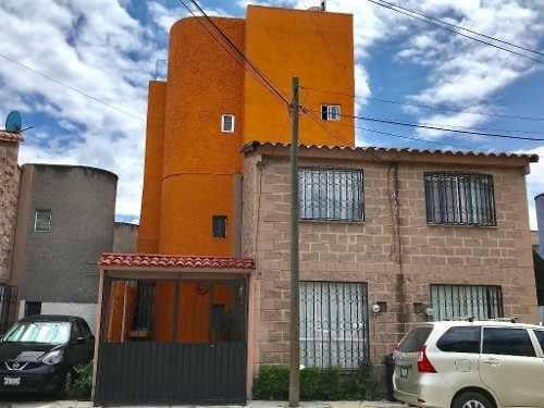 Casa De 4 Recámaras En Venta Geo Villas De La Independencia, Toluca Cerca Tollocan, Galerías Toluca