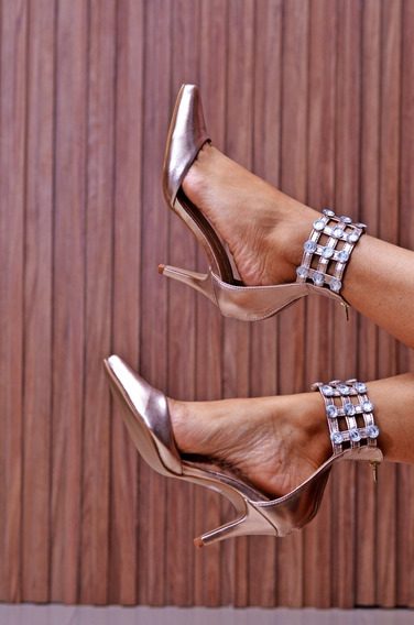 Scarpin Pedraria - Sapatos Ferreira