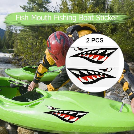 2 piezas de kayak de pesca del barco de la canoa Motor Motor Mount Holder