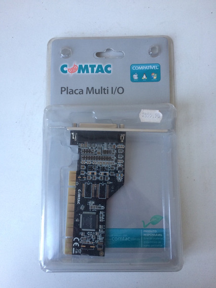 Placa Multi I/o Comtac