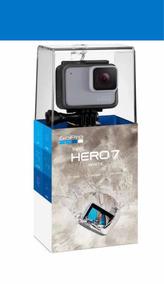 Câmera Gopro Novidade Hero 7 White + Bastão Brinde, Lacrada