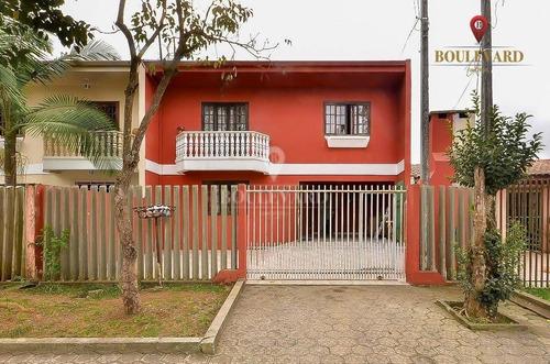 Imagem 1 de 19 de Sobrado Com 3 Dormitórios À Venda, 102 M² Por R$ 350.000,00 - Uberaba - Curitiba/pr - So0260